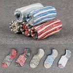 Acewin Socquettes de Sport Pour Homme Basses Chaussettes Décontractées Coton Sneaker invisible No-Show Socquettes Anti glisse de la marque Acewin image 1 produit