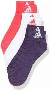 adidas 3-Streifen Performance Ankle Half Chaussettes Homme de la marque adidas image 0 produit