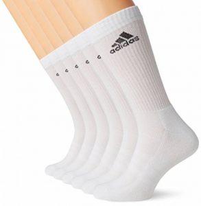 Adidas - 3S Per CR - Chaussettes - lot de 6 - Mixte Adulte de la marque adidas image 0 produit