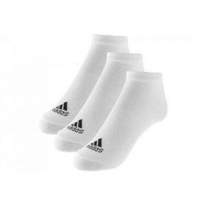 adidas Chaussettes d'entraînement Performance extrakurze Fine 3Paires, aa2313 de la marque adidas image 0 produit