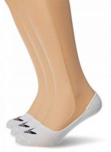 adidas No Show Sock 3p Chaussettes Mixte de la marque adidas image 0 produit