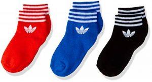 adidas Trefoil Set de 3 Socquettes Mixte de la marque adidas image 0 produit