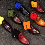 Affe Hommes 7 Paires Business Chaussettes Riche Coton Couleur Unie - 7 Couleurs Pour Une Semaine de la marque ZGJ image 2 produit