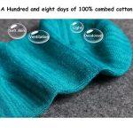 Anliceform Socquettes taille basse pour homme, invisible, antidérapantes en coton peigné chaussettes premium de la marque Anliceform image 2 produit