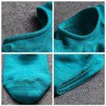 Anliceform Socquettes taille basse pour homme, invisible, antidérapantes en coton peigné chaussettes premium de la marque Anliceform image 4 produit