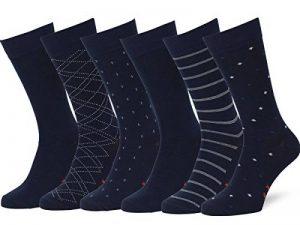 chaussette bleu TOP 11 image 0 produit