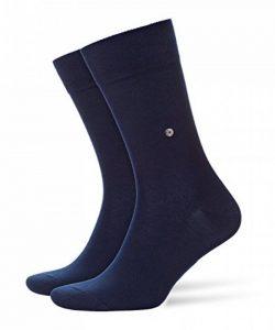 chaussette bleu TOP 2 image 0 produit