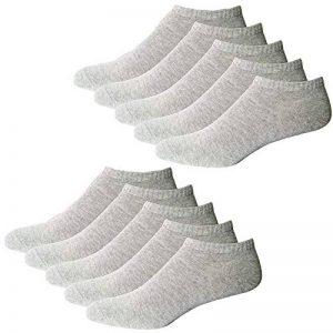 chaussette courte 100 coton TOP 13 image 0 produit