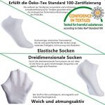 chaussette en coton TOP 14 image 3 produit