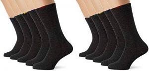 chaussette grise TOP 11 image 0 produit