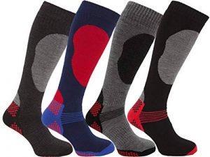 chaussette haute homme TOP 13 image 0 produit