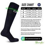chaussette haute homme TOP 6 image 3 produit