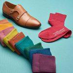 chaussette homme bleu foret TOP 3 image 2 produit