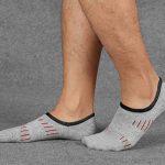 Chaussettes Basses coupe Décontractée pour Hommes - Chaussettes Courtes Invisible en Coton Anti-dérapantes pour Avec Poignée en Silicone 5 Paires de la marque Soxtome image 2 produit