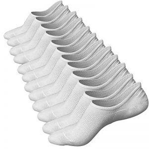 chaussettes blanche TOP 14 image 0 produit