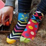 chaussettes colorees originales TOP 0 image 4 produit