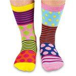 chaussettes colorees originales TOP 1 image 3 produit