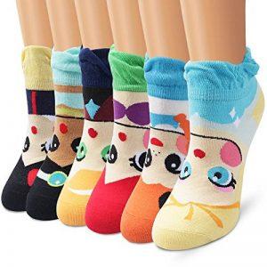 chaussettes colorees originales TOP 2 image 0 produit