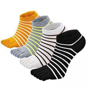 chaussettes à doigts TOP 12 image 0 produit