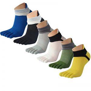 chaussettes à doigts TOP 3 image 0 produit