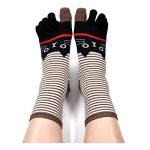 chaussettes à doigts TOP 9 image 4 produit