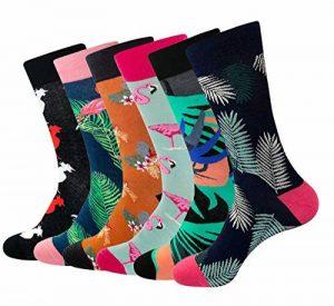 chaussettes fantaisie pour homme TOP 10 image 0 produit