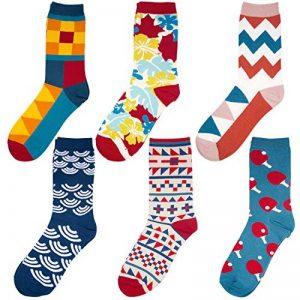 chaussettes fantaisie pour homme TOP 12 image 0 produit