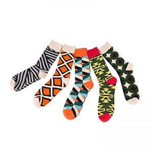 chaussettes fantaisie pour homme TOP 7 image 0 produit