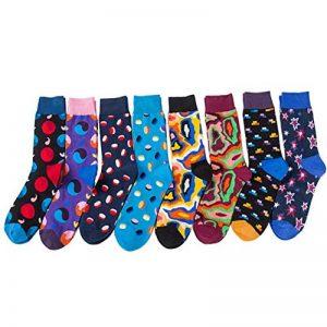 chaussettes fantaisie pour homme TOP 8 image 0 produit
