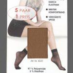 chaussettes fines TOP 2 image 2 produit