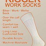 chaussettes hautes homme laine TOP 13 image 4 produit