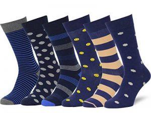 chaussettes homme polyamide TOP 5 image 0 produit