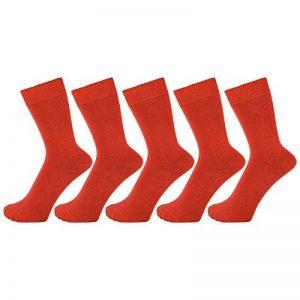 chaussettes homme unies TOP 11 image 0 produit