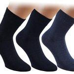 chaussettes homme unies TOP 12 image 2 produit