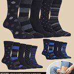 chaussettes homme unies TOP 13 image 2 produit