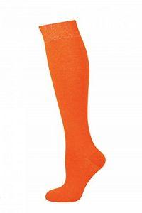 chaussettes orange homme TOP 7 image 0 produit
