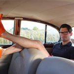 chaussettes orange homme TOP 8 image 4 produit