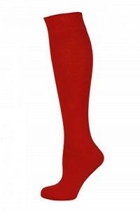 chaussettes rouges TOP 4 image 0 produit