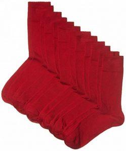 chaussettes rouges TOP 5 image 0 produit
