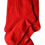 chaussettes rouges TOP 7 image 1 produit