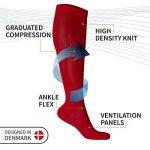 chaussettes rouges TOP 8 image 3 produit