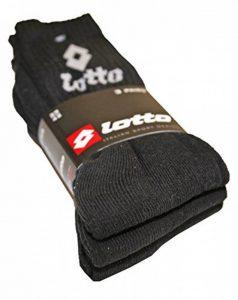 chaussettes tennis noires TOP 5 image 0 produit