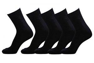 chaussettes tennis noires TOP 6 image 0 produit