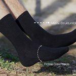 chaussettes tennis noires TOP 6 image 3 produit