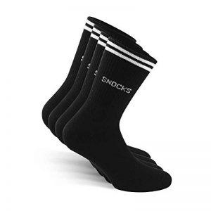 chaussettes tennis noires TOP 7 image 0 produit