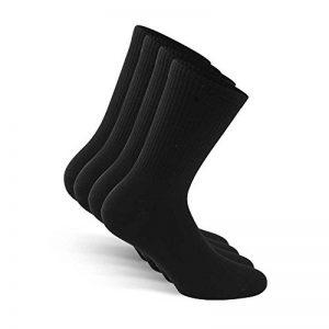chaussettes tennis noires TOP 8 image 0 produit