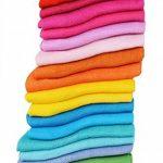 chaussettes unies couleur TOP 11 image 1 produit