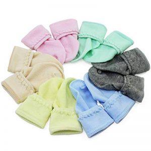 chaussettes unies couleur TOP 12 image 0 produit