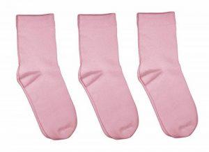 chaussettes unies couleur TOP 2 image 0 produit