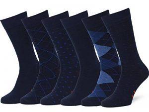 chaussettes unies couleur TOP 7 image 0 produit